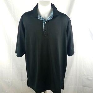 FootJoy Black Golf Polo Size XXL